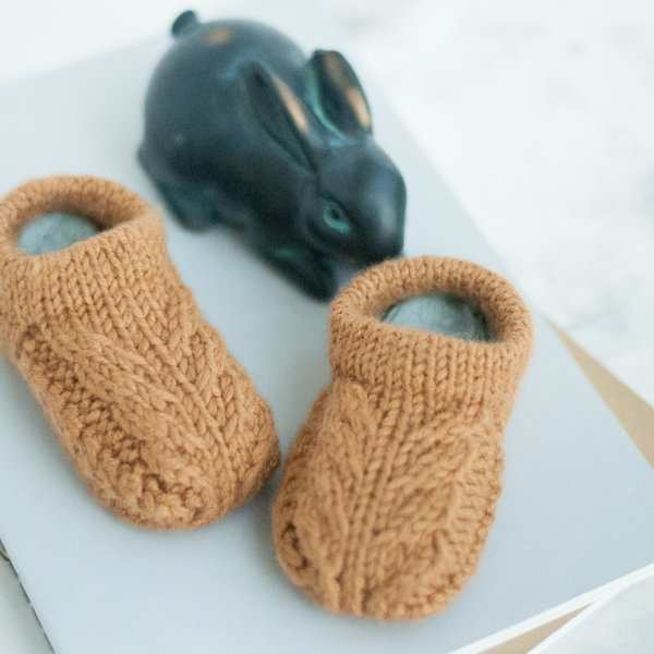 'James' Stay-On Baby Shoe