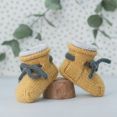 'Tom' Stay-On Baby Boot